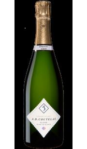 Champagne A. D. Coutelas - Éloge