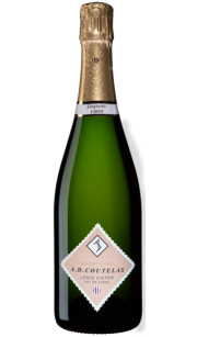 Champagne A. D. Coutelas - Louis Victor