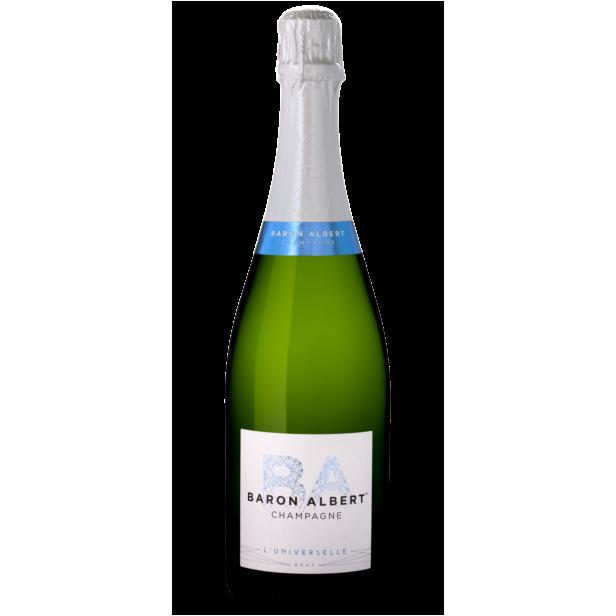 Champagne Baron Albert - L'Universelle