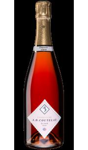 Champagne A. D. Coutelas - Élixir Rosé