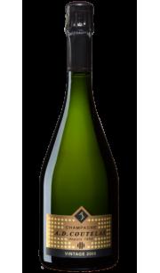 Champagne A. D. Coutelas - Vintage 2008