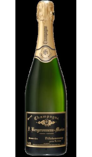 Champagne Bergeronneau Marion - Brut Tradition