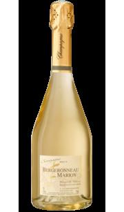 Champagne Bergeronneau Marion - Blanc de Blancs fût de chêne