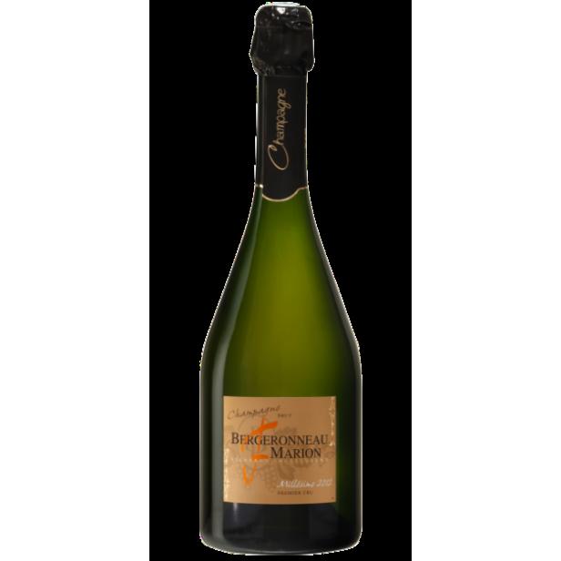 Champagne Bergeronneau Marion - Brut Millésimé 2012