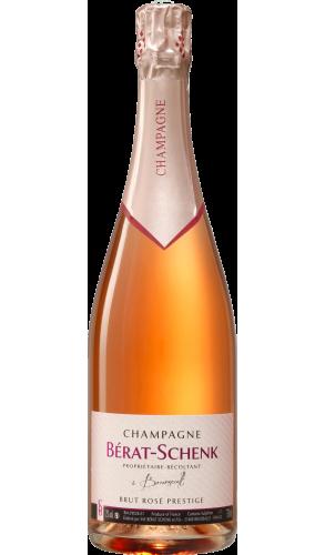 Champagne Bérat Schenk - Rosé Prestige