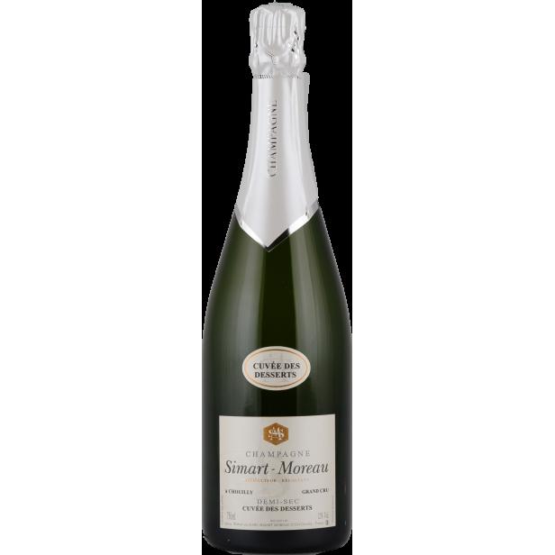 Champagne Simart Moreau - Cuvée des Desserts