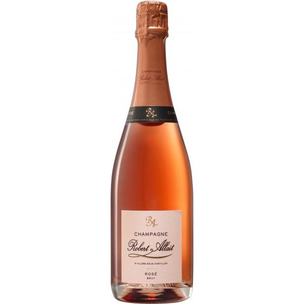 Champagne Robert Allait - Rosé Brut