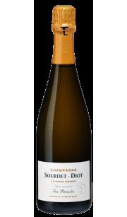 Champagne Sourdet Diot - Pur Meunier Brut Nature