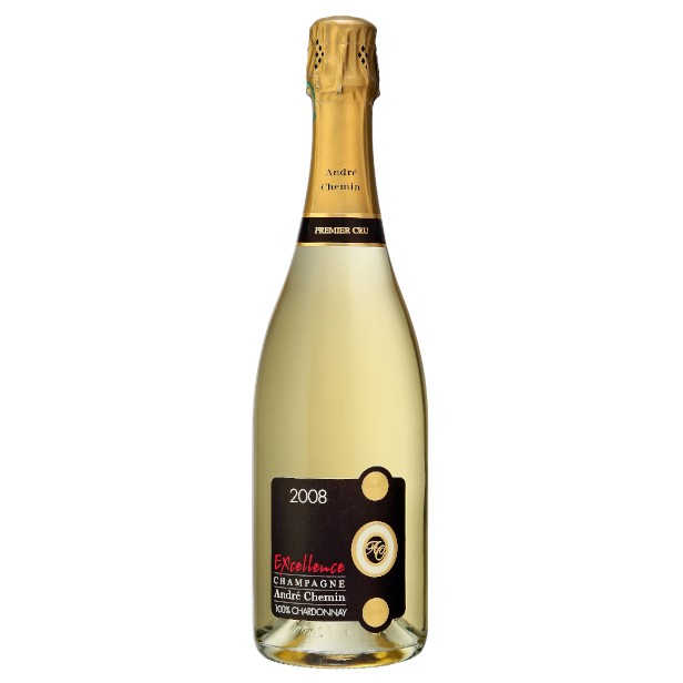 Champagne André - Chemin Brut Excellence