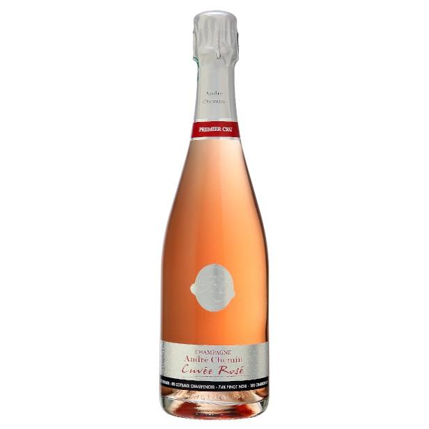 Champag André Chemin - Brut Rosé