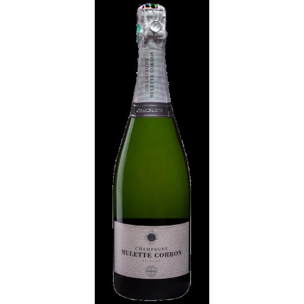 Champagne Mulette Corbon - Tradition Demi-Sec