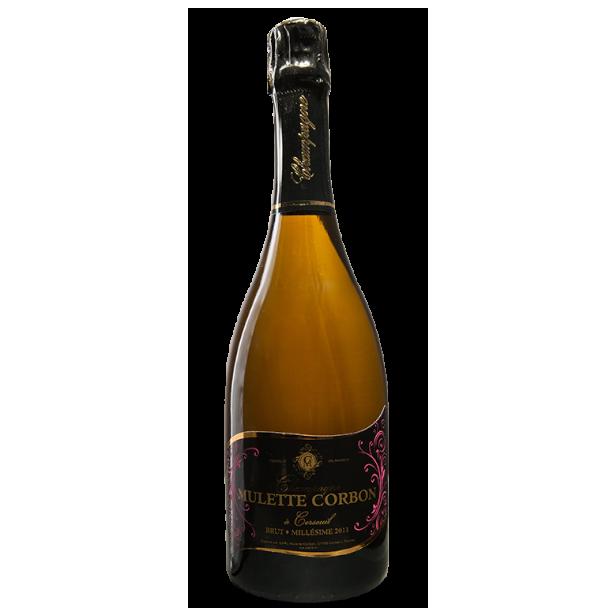 Champagne Mulette Corbon - Millésime Brut 2013