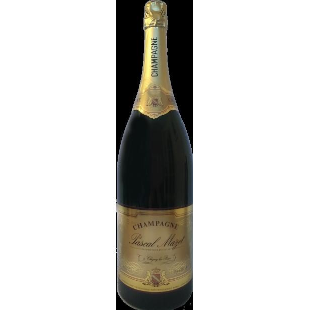 Champagne Pascal Mazet - Empreinte Jeroboam
