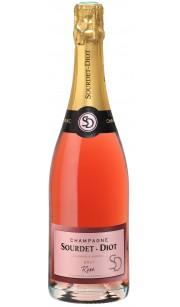 Sourdet Diot Champagne - Rosé (Magnum)