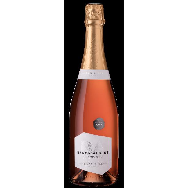 Champagne Baron Albert - L'Émancipée Millésime 2010