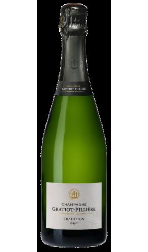 Champagne Gratiot Pillière - Tradition Brut