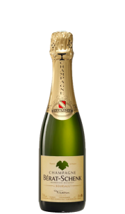 Bérat Schenk Champagne - Tradition Demi-Sec (Half Bottle)