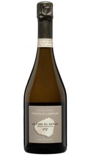Champagne Pertois Lebrun - Cuvée millésimée 2010 parcellaire Le fond du bateau