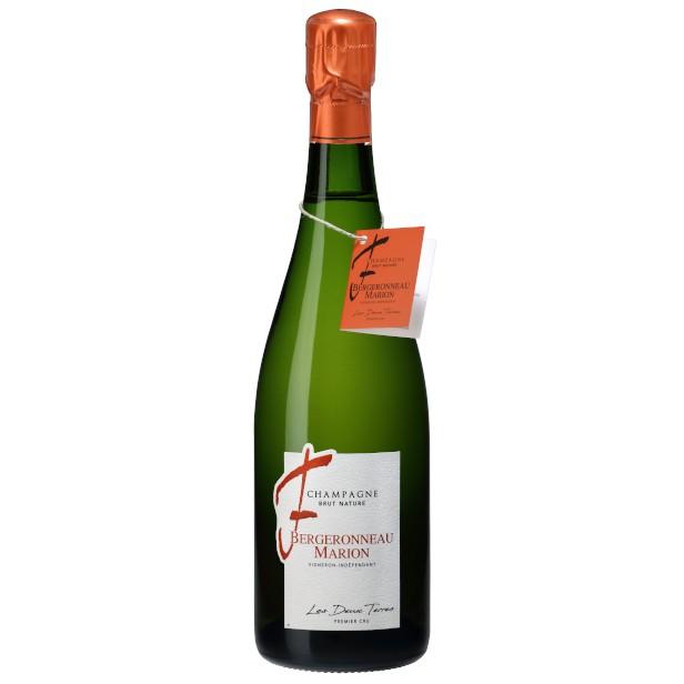 Champagne Bergeronneau Marion - Les Deux Terres