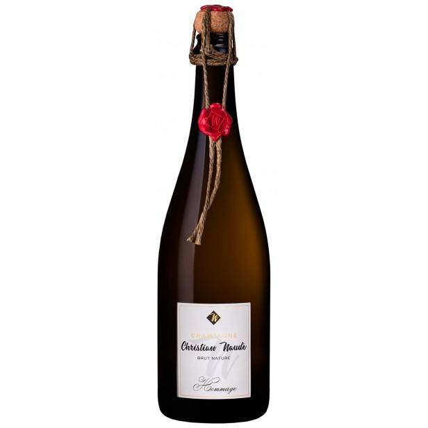 Champagne Christian Naudé - Hommage 2016