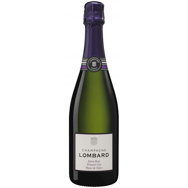 Champagne Lombard - Extra Brut Blanc de Noirs