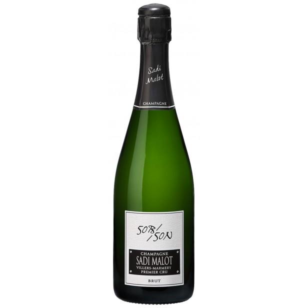 Champagne Sadi Malot - 50B / 50N 1er Cru