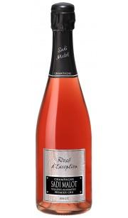 'Champagne Sadi Malot - Rosé d''exeption 1er Cru'