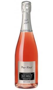 Champagne Sadi Malot - Pur Rosé 1er Cru