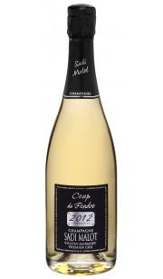 Champagne Sadi Malot - Coup de Foudre 2012 1er Cru