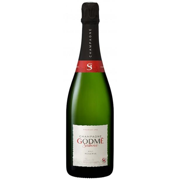 Champagne Godmé Sabine - Réserve 1er Cru