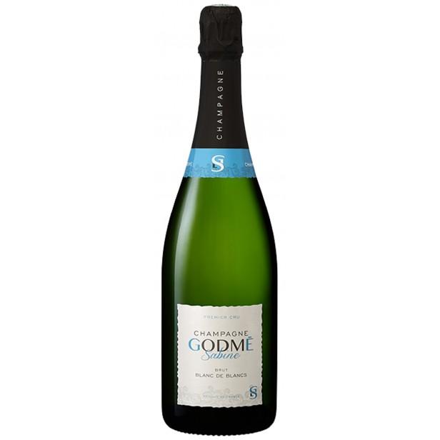 Champagne Godmé Sabine - Blanc de Blancs 1er Cru
