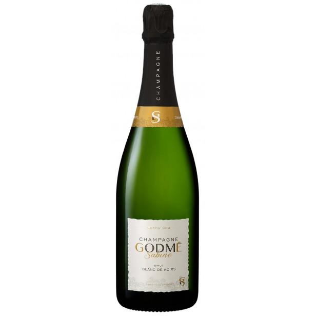 Champagne Godmé Sabine - Blanc de Noirs Grand Cru