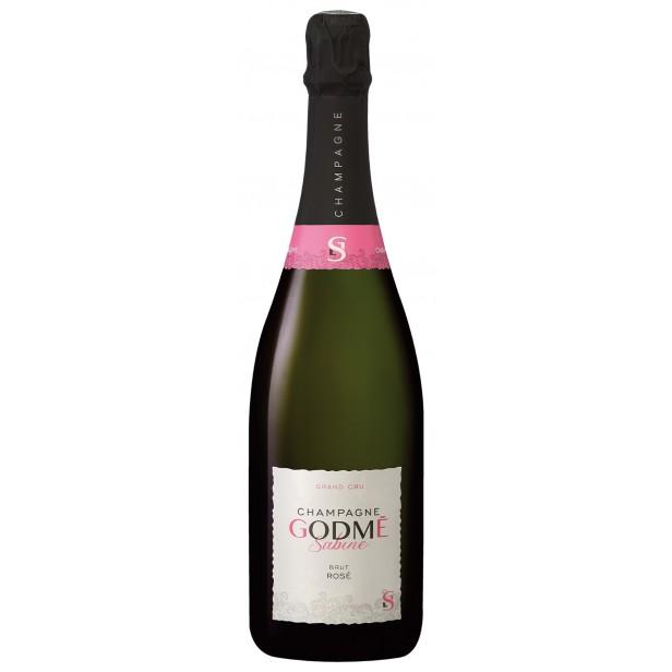 Champagne Godmé Sabine - Rosé Grand Cru