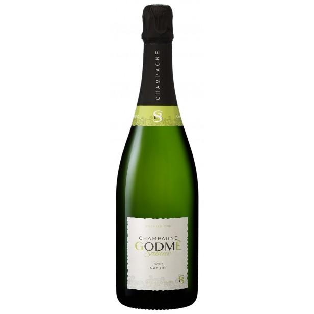 Champagne Godmé Sabine - Brut Nature 1er Cru