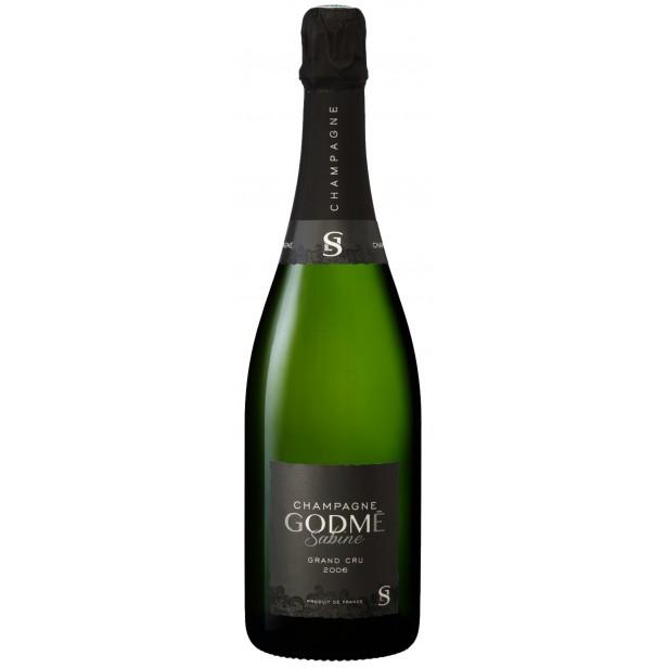 Champagne Godmé Sabine - Millésime 2016 Grand Cru