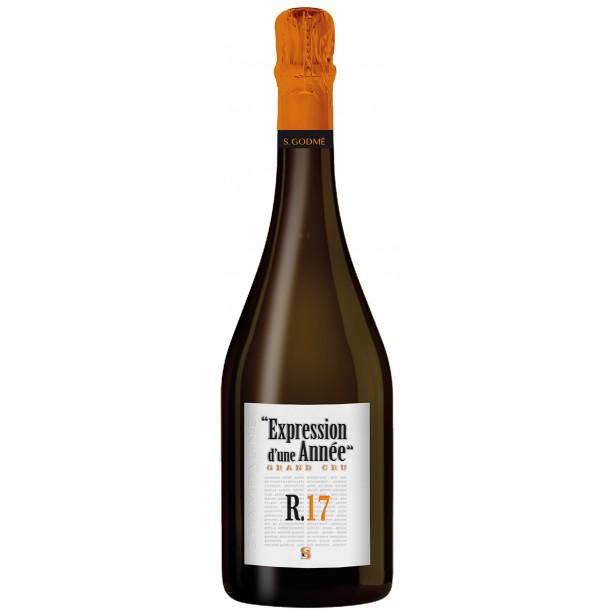 """Champagne Godmé Sabine - """"Expression d''une année"""" Grand Cru"""
