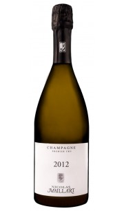 Champagne Nicolas Maillart - Millésime 2012 1er Cru