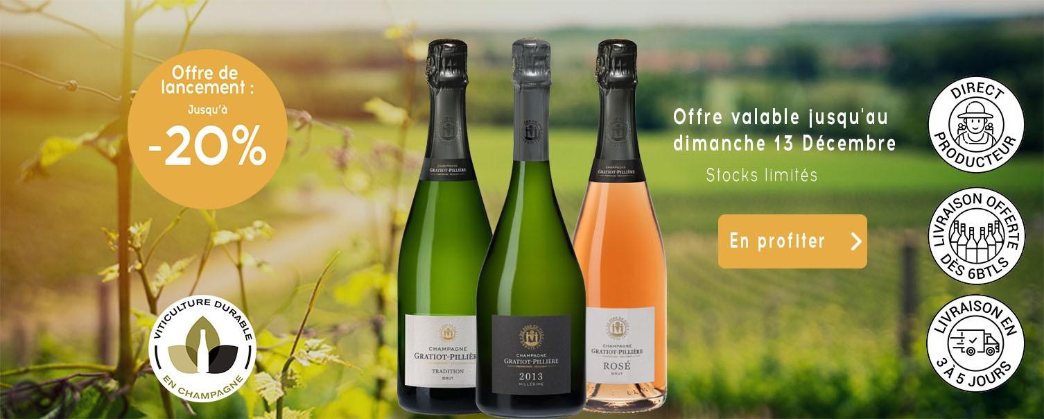 Champagne Gratiot-Pillière