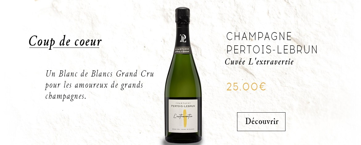 Champagne Pertois Lebrun - L'extravertie